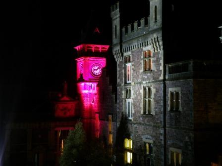 Ghost Hunting at Most Haunted Castle in Wales
