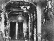 The Hall at Haunted Castle Craig y Nos 1890's Swansea, Wales