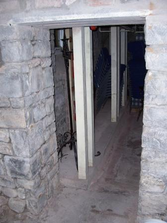 Ghost Hunting Opera haunted House Cellar Craig y Nos Most Haunted Castle in South Wales